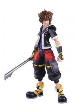 Kingdom Hearts III Bring Arts Action Figure - Sora (2nd Form) (PX Exclusive)