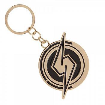 Metroid Key Chain - Samus Returns Logo