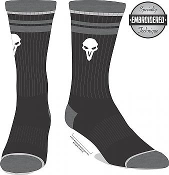 Overwatch Socks - Reaper