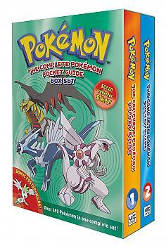 Pokemon Manga - Complete Pokemon Guide Set