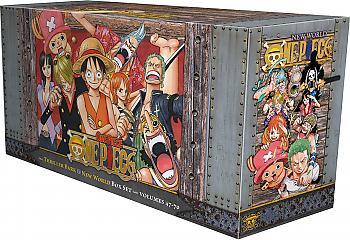 One Piece Manga - Thriller Park to New World (Vols. 47-70) (Box Set 3)