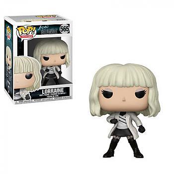 Atomic Blonde POP! Vinyl Figure - Lorraine White Coat Pop Vinyl Figure