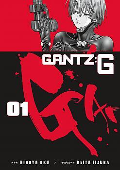 Gantz G Manga Vol. 1