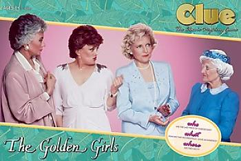 Golden Girls Board Game - Clue Collector's Edition