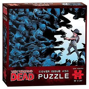 Walking Dead Puzzle - Cover Art (Issue 50)