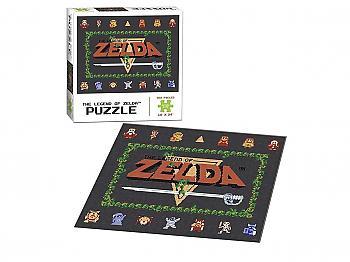 Zelda Puzzle - Classic