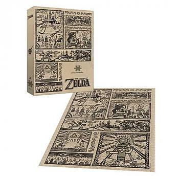 Zelda Puzzle - Myth (1000 PCS)