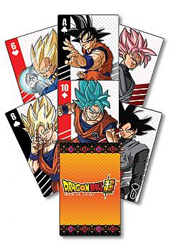 Dragon Ball Super Playing Cards - Characters 1