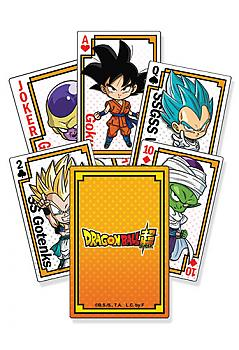 Dragon Ball Super Playing Cards - Resurrection F