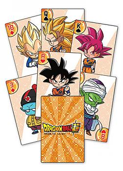 Dragon Ball Super Playing Cards - SD Characters