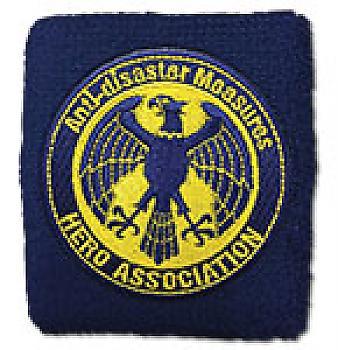 One-Punch Man Wristband - Hero Association
