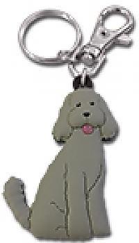 Yuri!!! On Ice Key Chain - Makkachin Side Pose