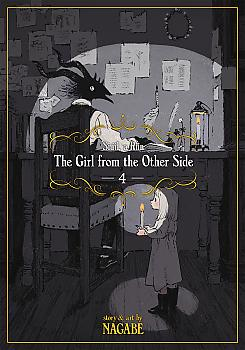 Girl From the Other Side Manga Vol. 4 - Siúil A Rún