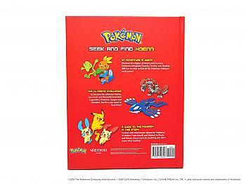 Pokémon Activity Book - Seek and Find (Hoenn)