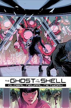 Ghost in the Shell Manga - Global Neural Network