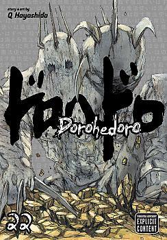 Dorohedoro Manga Vol. 22