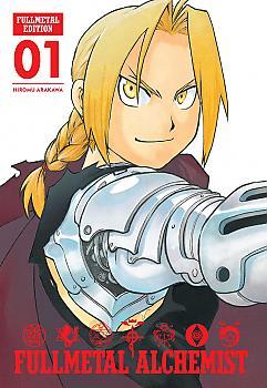 FullMetal Alchemist Fullmetal Edition Manga Vol. 1