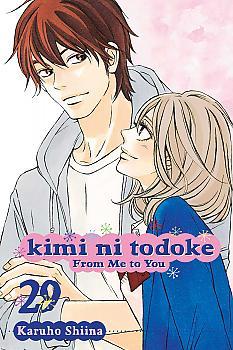 Kimi Ni Todoke Manga Vol. 29