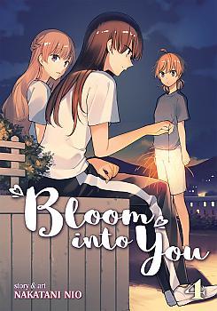 Bloom into You Manga Vol. 4