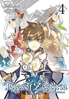 Tales of Zestiria Manga Vol. 4
