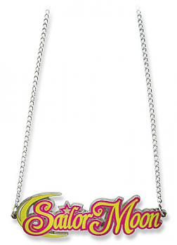 Sailor Moon Necklace - Big Logo