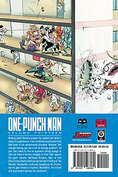 One-Punch Man Manga Vol. 13