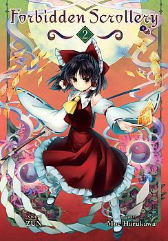 Forbidden Scrollery Manga Vol. 2