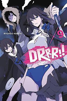 Durarara!! Novel Vol. 9