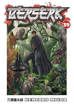 Berserk Manga Vol. 39