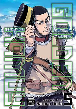 Golden Kamuy Manga Vol. 5