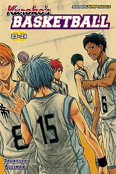 Kuroko's Basketball Omnibus Manga Vol. 12