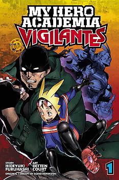 My Hero Academia Vigilantes Manga Vol. 1