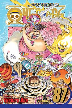 One Piece Manga Vol. 87