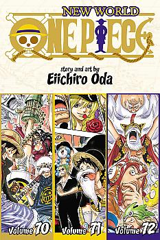 One Piece Omnibus Manga Vol. 24