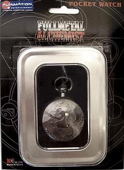 FullMetal Alchemist Pocket Watch - Ed Replica Watch (3. Oct. 10)