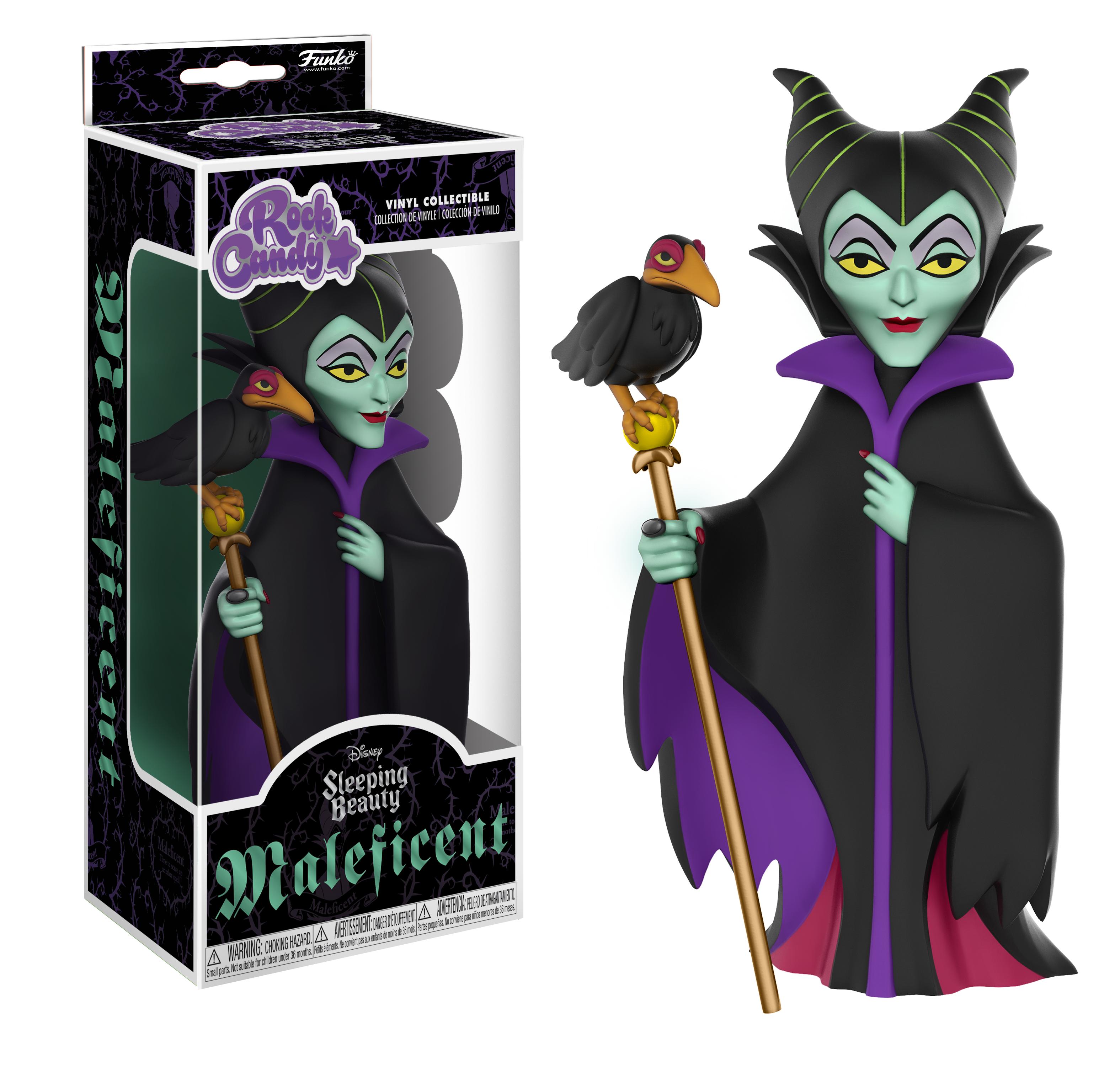 Maleficent Rock Candy Maleficent Disney