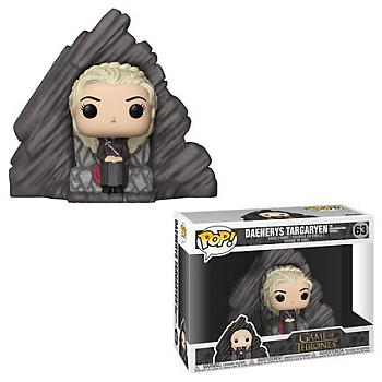 Game of Thrones POP! Vinyl Figure - Daenerys of Dragonstone Throne