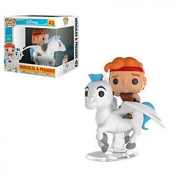 Hercules POP! Rides Vinyl Figure - Hercules & Pegasus (Disney)