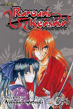 Rurouni Kenshin Omnibus Manga Vol. 6