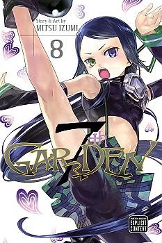7th Garden Manga Vol. 8