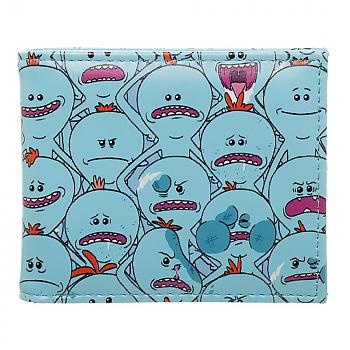 Rick and Morty Bi-Fold Wallet - I'm Mr. Meeseeks