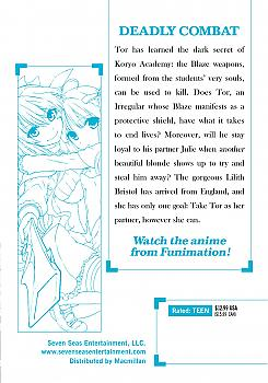 Absolute Duo Manga Vol. 3
