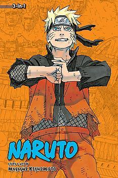 Naruto Omnibus Manga Vol. 22