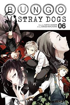 Bungo Stray Dogs Manga Vol. 6