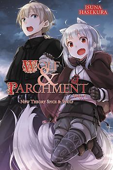 Wolf and Parchment Novel Vol. 2 (Spice and Wolf)