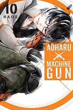 Aoharu X Machinegun Manga Vol. 10
