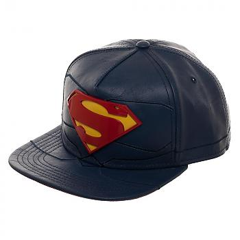 Superman Cap - Rebirth Suit Up Snapback