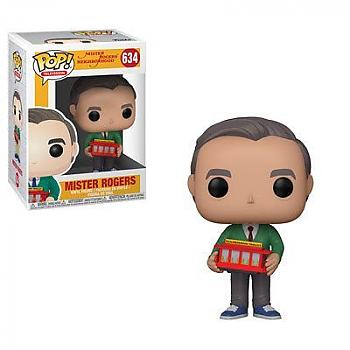Mister Rogers Neighborhood POP! Vinyl Figure - Mister Rogers