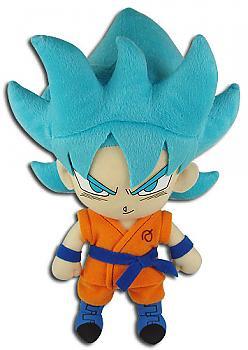 "Dragon Ball Super 8"" Plush - Super Saiyan Blue Goku (Ressurection of F)"