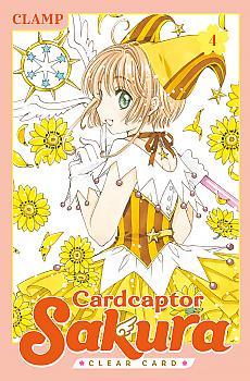 Cardcaptor Sakura: Clear Card Manga Vol. 4